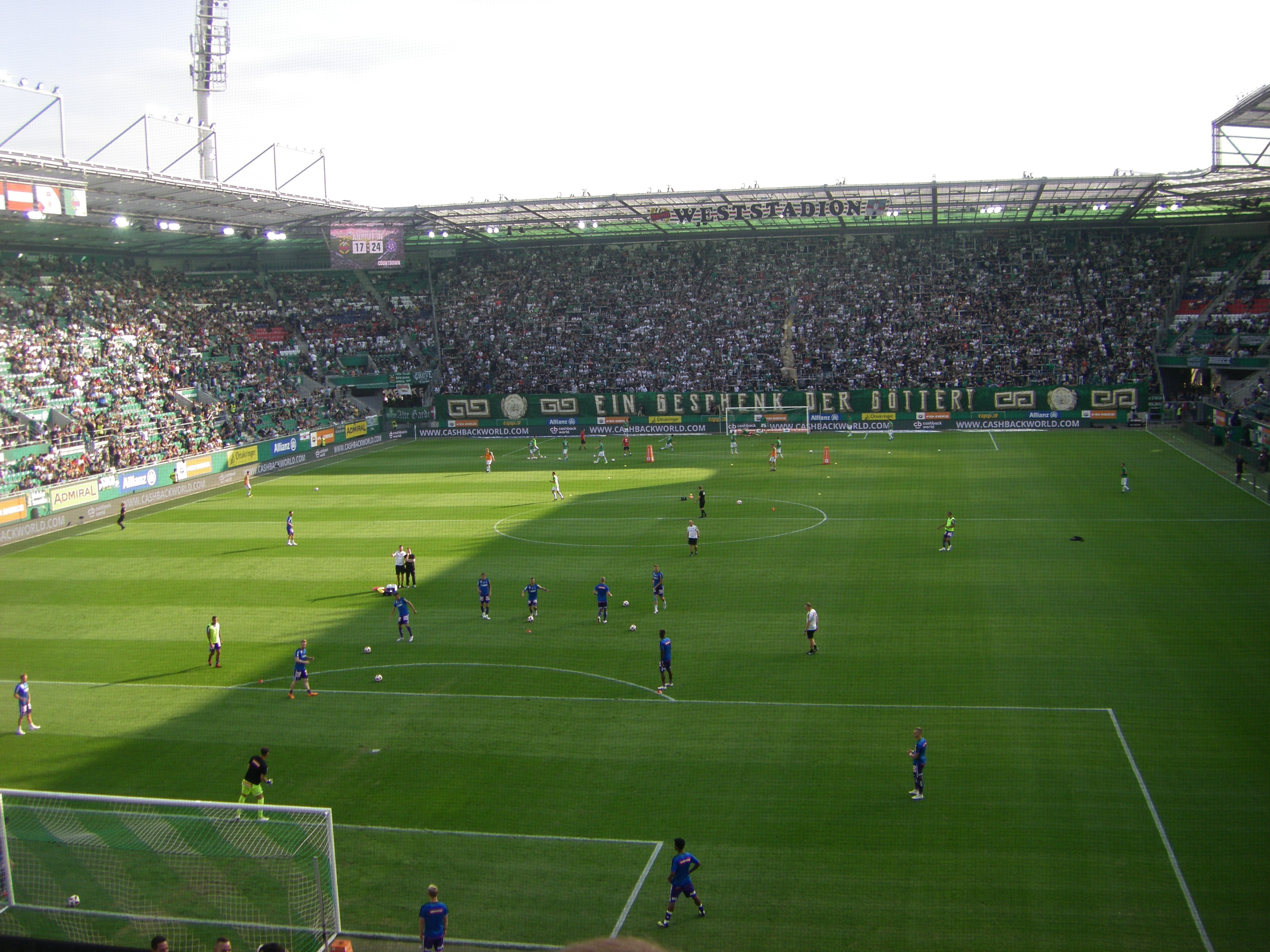 Allianz Stadion Wikipedia