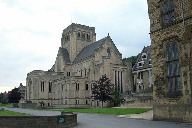 Ampleforth Abbey and College. - geograph.org.uk - 406897