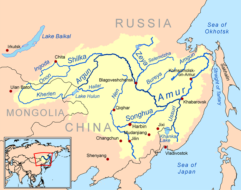 2013 China–Russia floods - Wikipedia