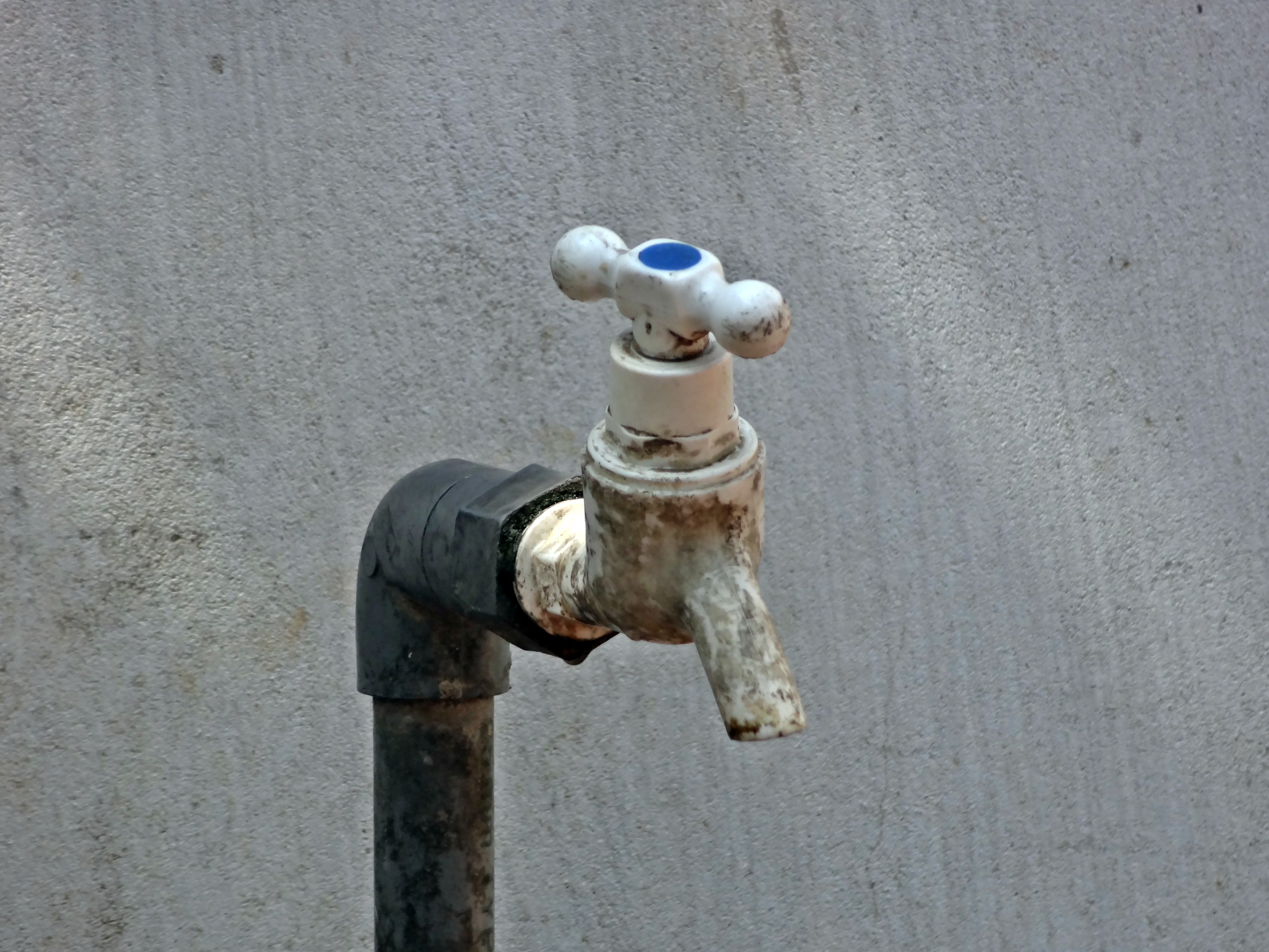 how to fix an old water tap