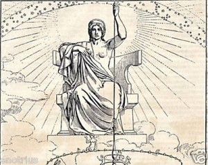 Ananke Ancient Greek goddess of necessity