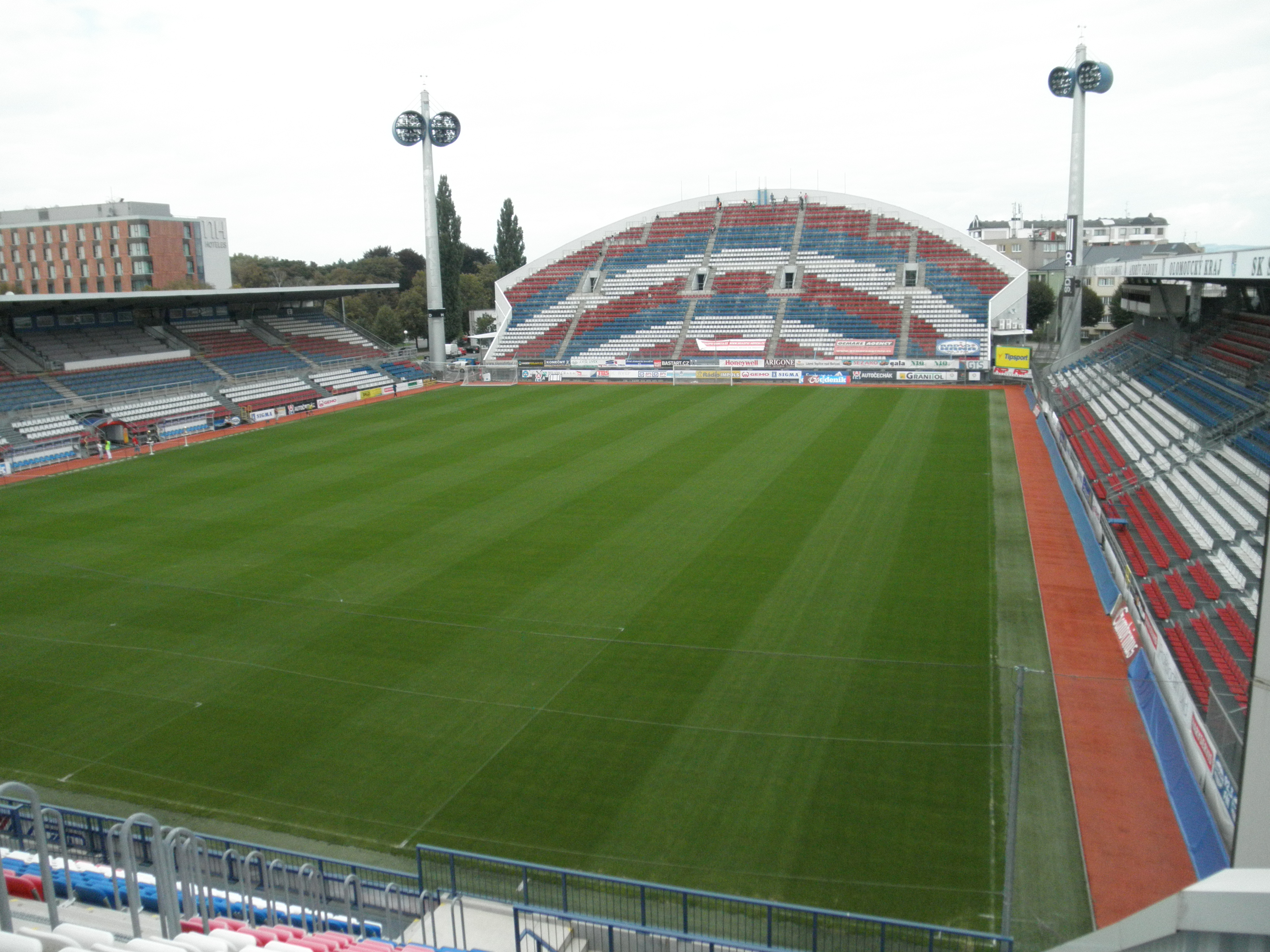 Andruv_stadion Planning a Football Trip to Olomouc