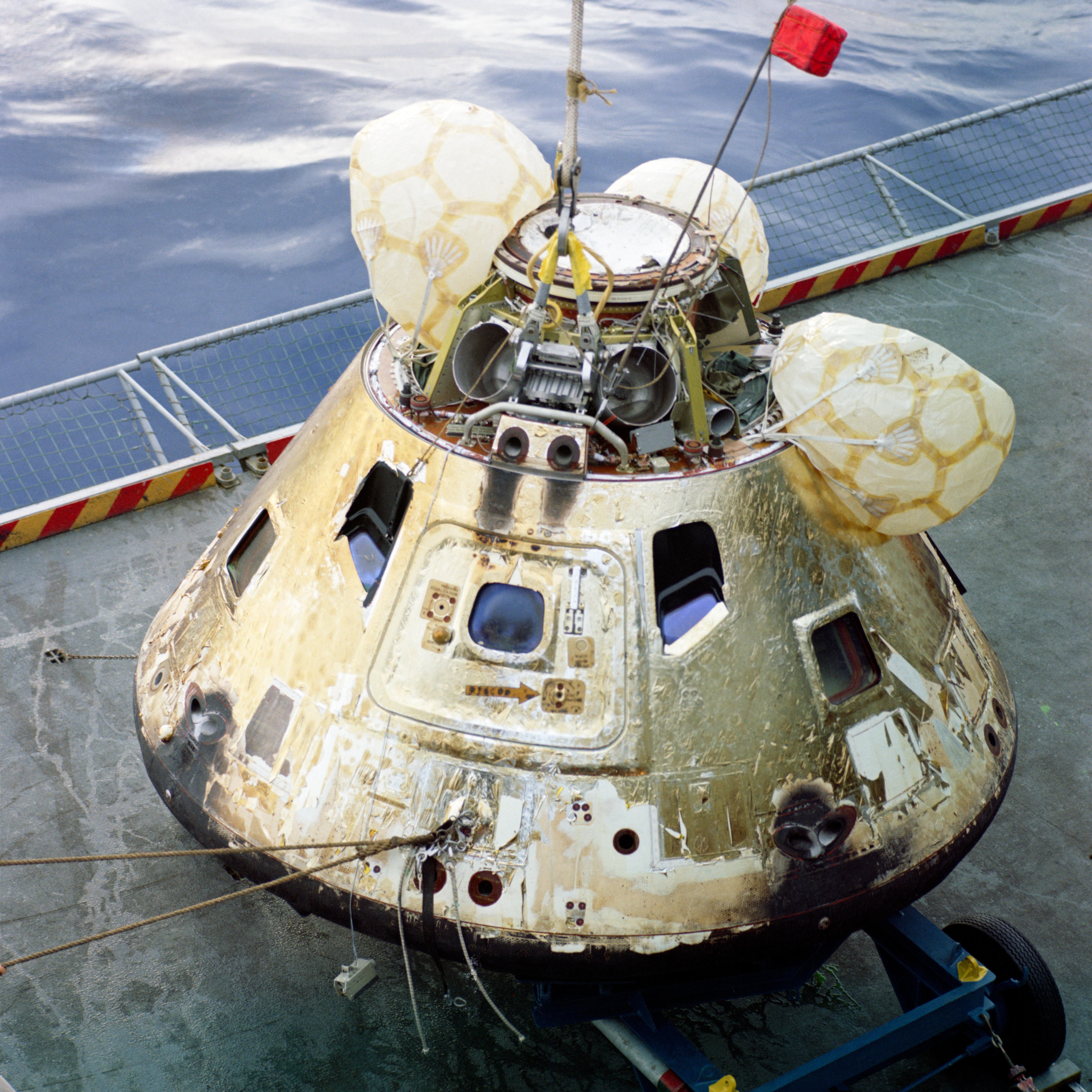 apollo 8 landing - photo #7
