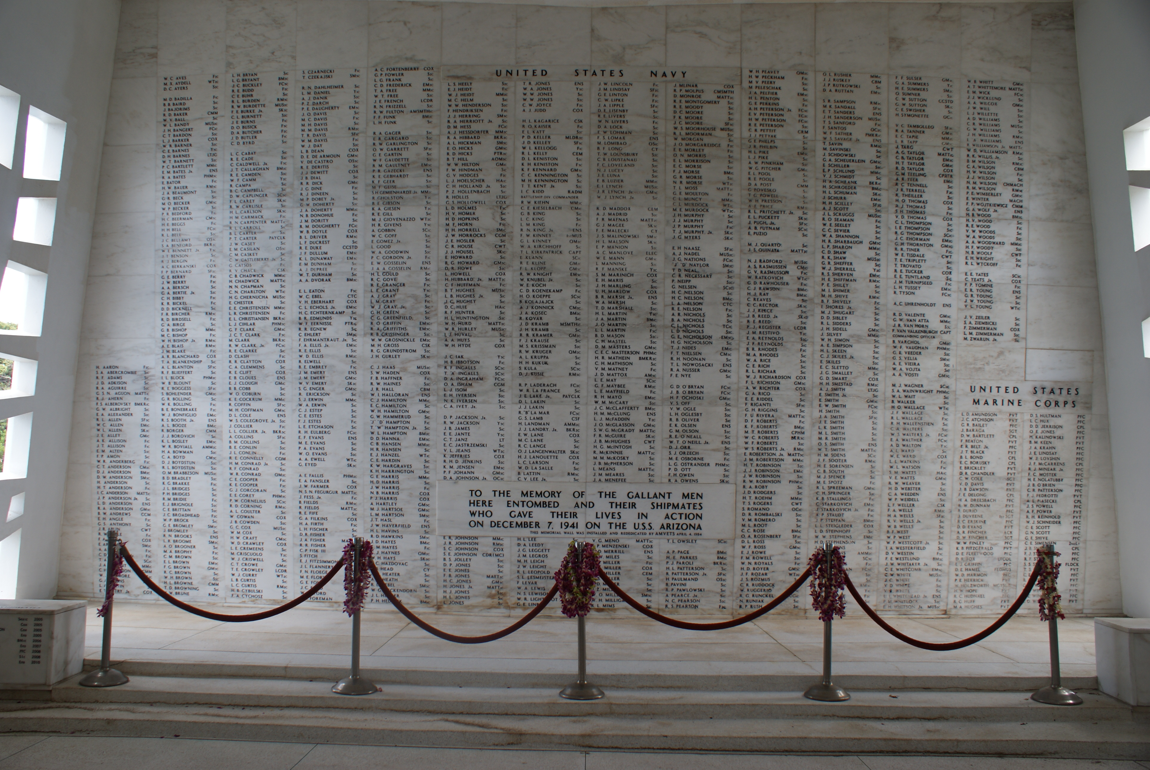 the description of the uss arizona memorial Find hotels near uss arizona memorial, usa online  western honolulu,  honolulu (28 miles from uss arizona memorial) 75 good  description  review.
