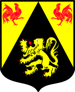 Bestand:Armes province brabant wallon.png
