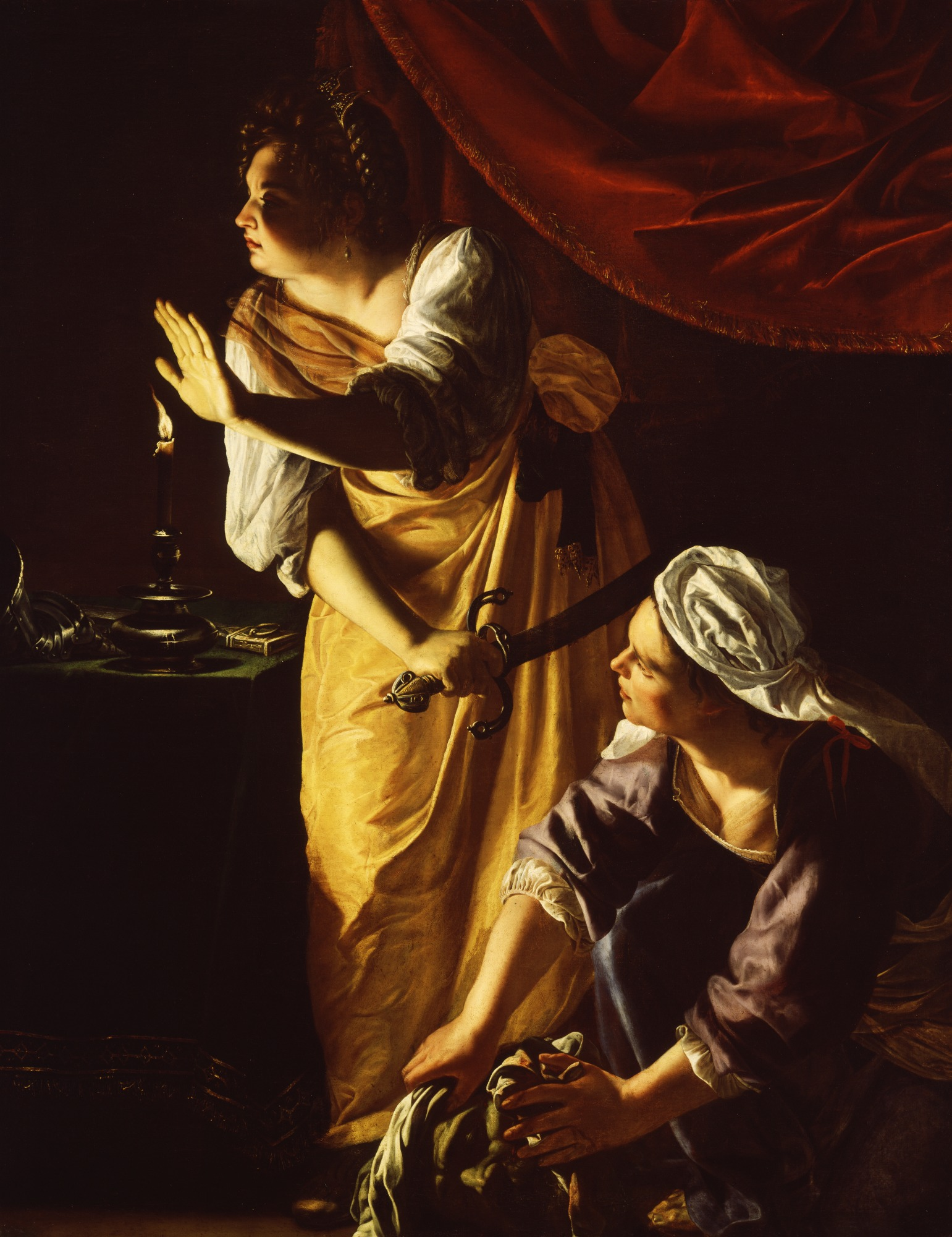 Judith and Her Maidservant (Detroit) , Wikipedia