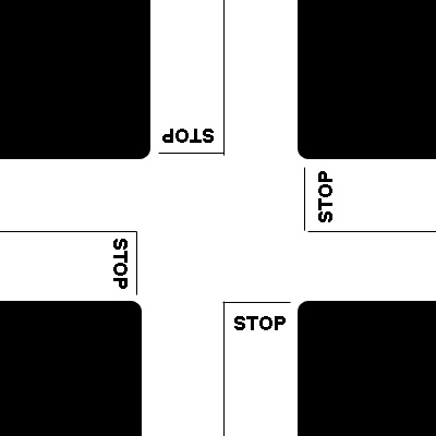 Fileat Grade Intersection Diagramg Wikimedia Commons