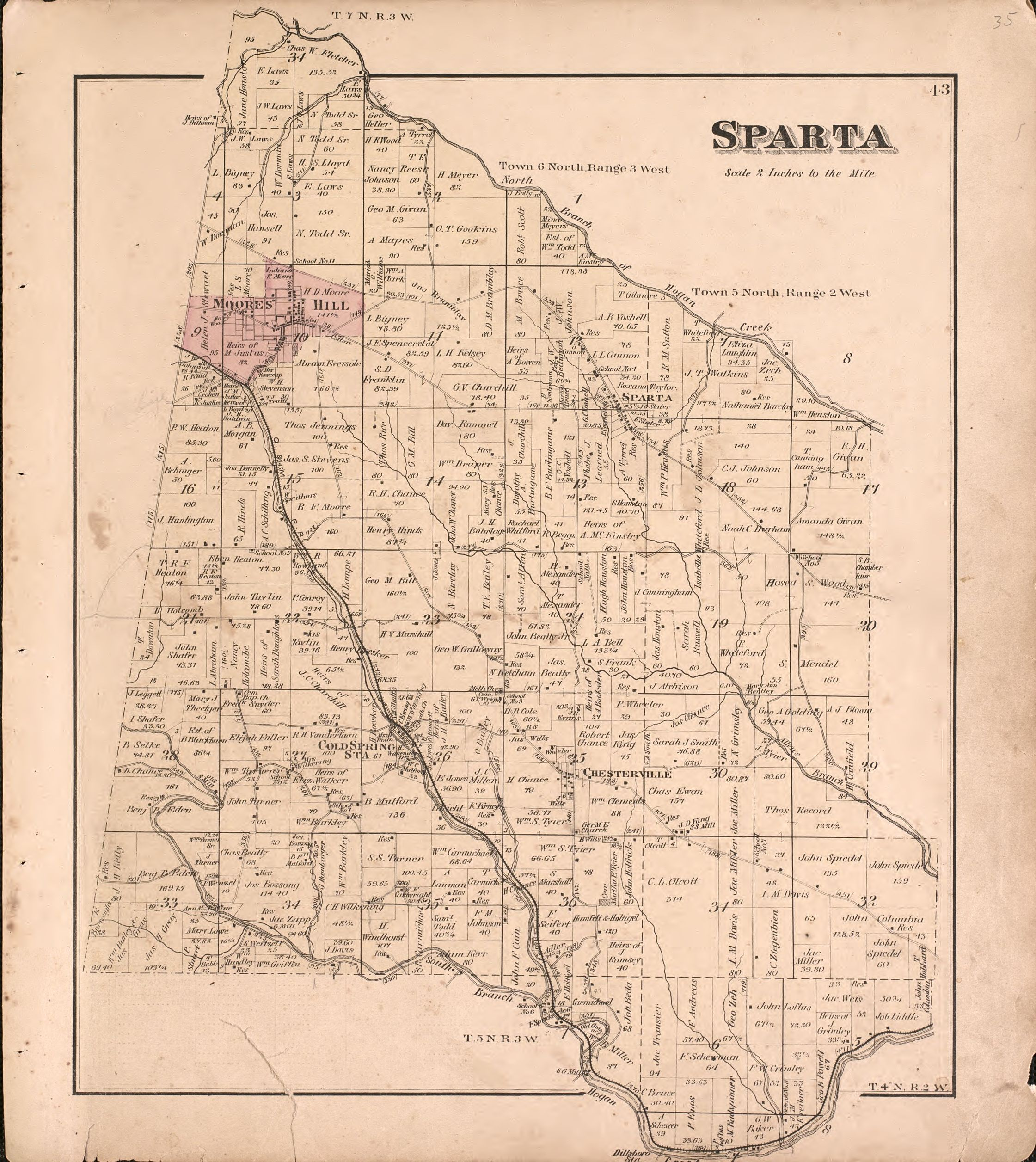 File:Atlas of Dearborn County, Indiana - to which is added a ...