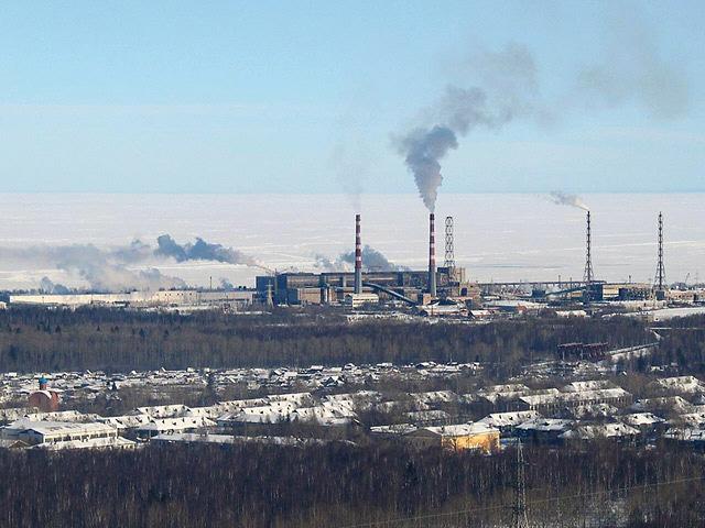 Байкальський целюлозно-паперовий комбінат у 2008 році (wikimedia.org)