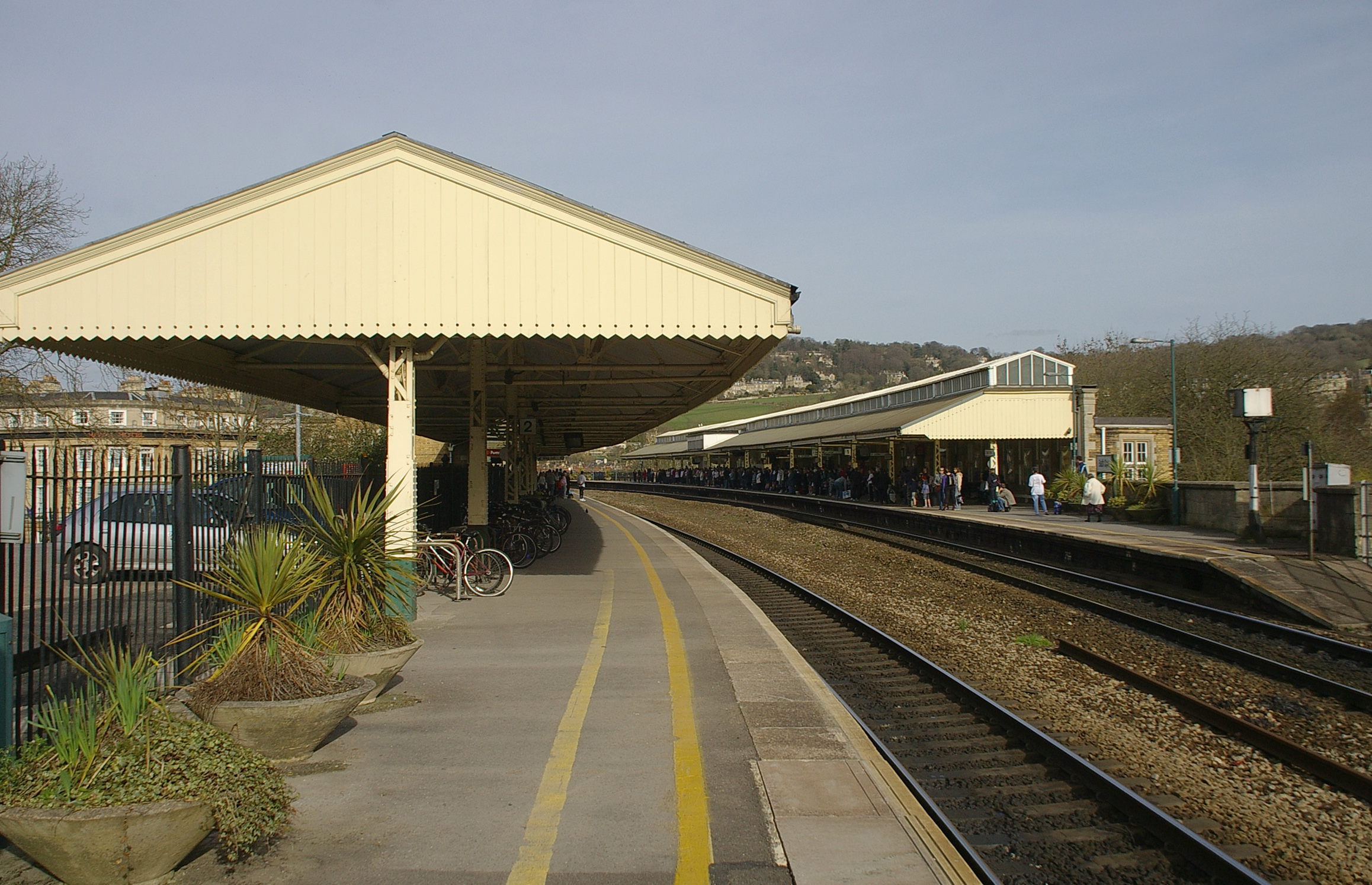 Bath Spa Station Wiki