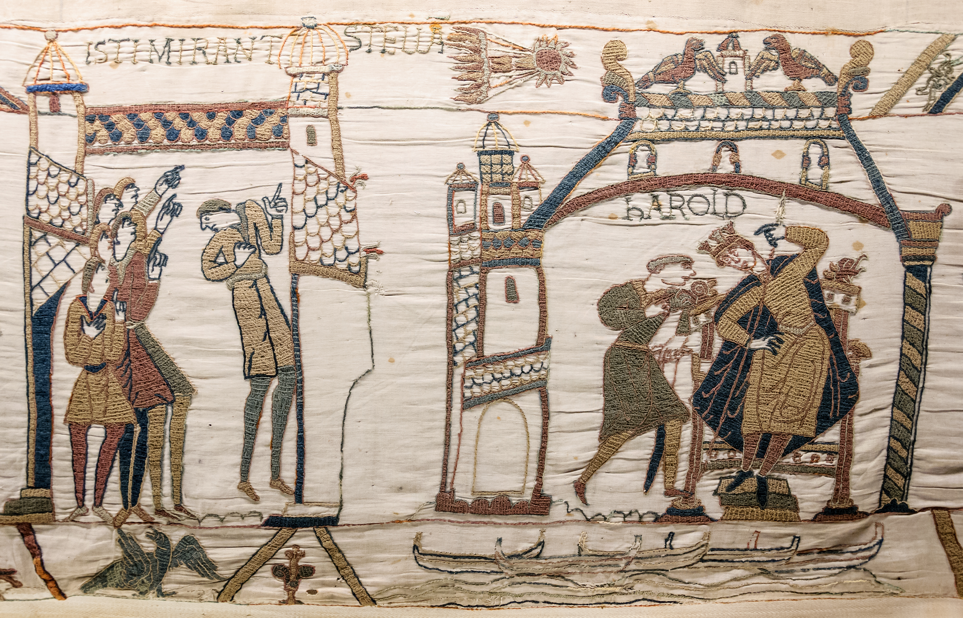 The Bayeux Tapestry Is It Any Good Culture The Guardian