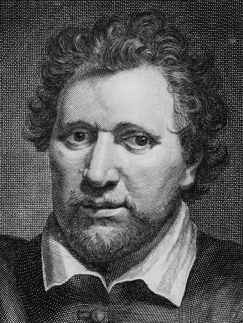 Ben Jonson by George Vertue