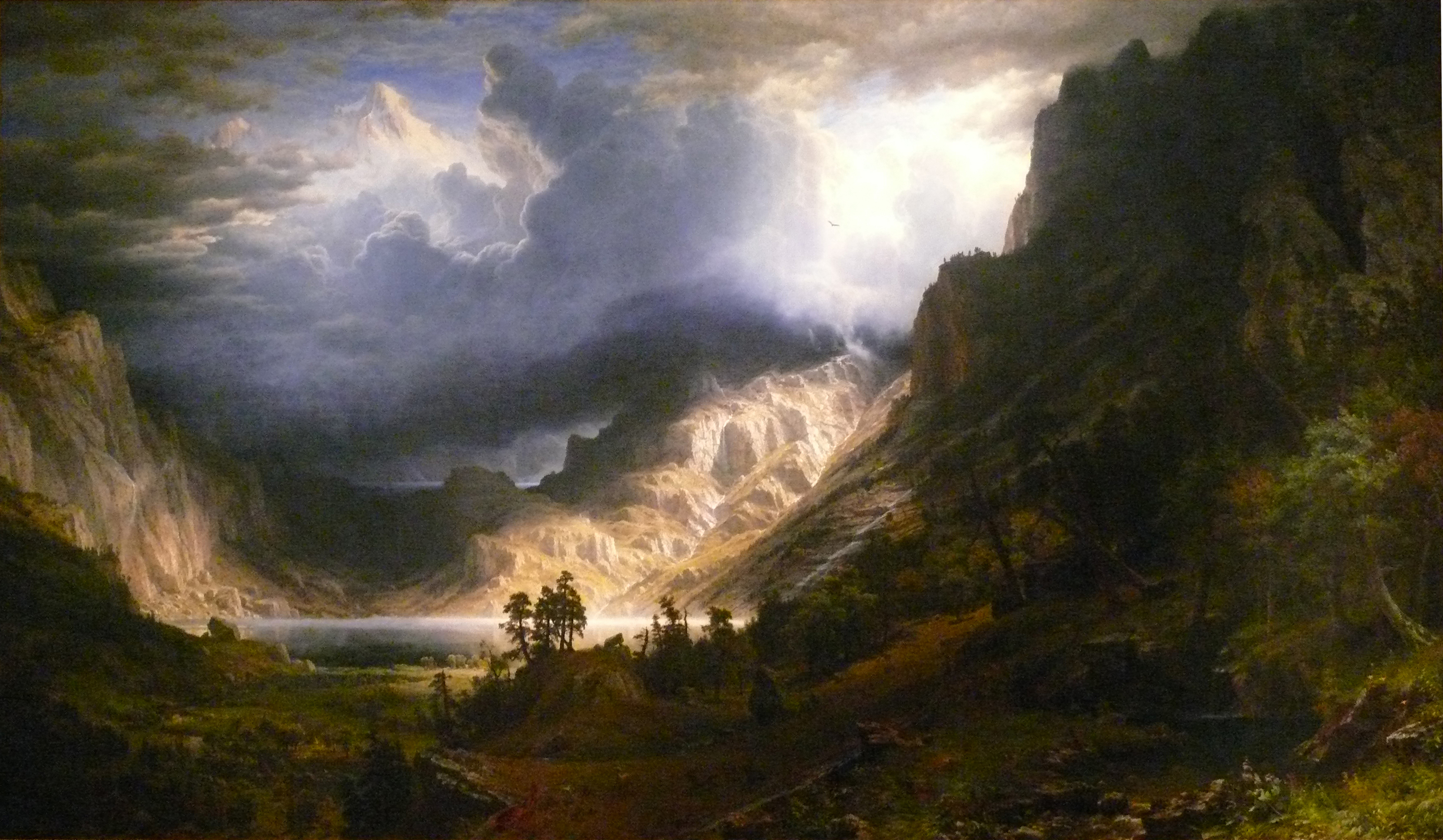 Storms Are Symbolic To Human Natural Tendency S Toward Sexual Passions
