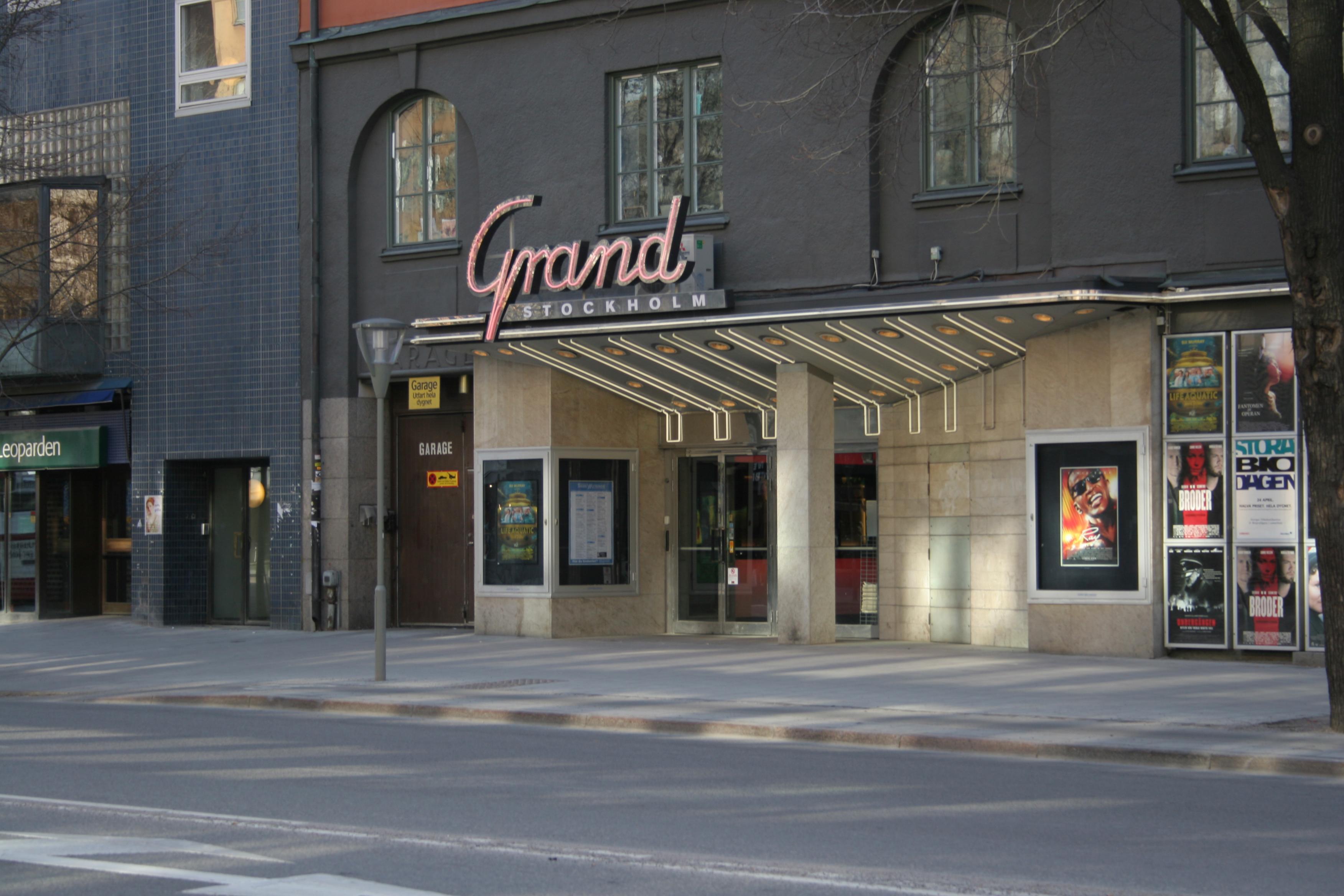 biografen grand i stockholm