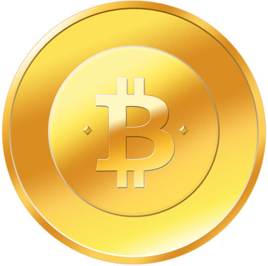 FileBlank BitCoin Logo Graphic