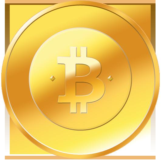 FileBlank BitCoin Logo Graphic