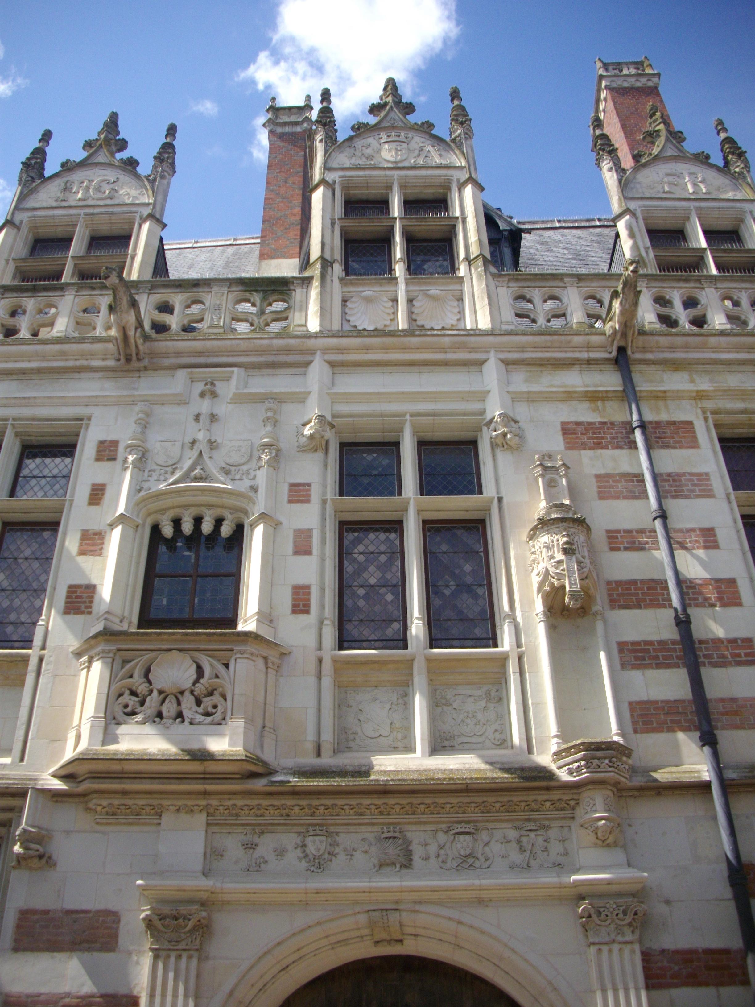 Image result for Hôtel d'Alluye Blois