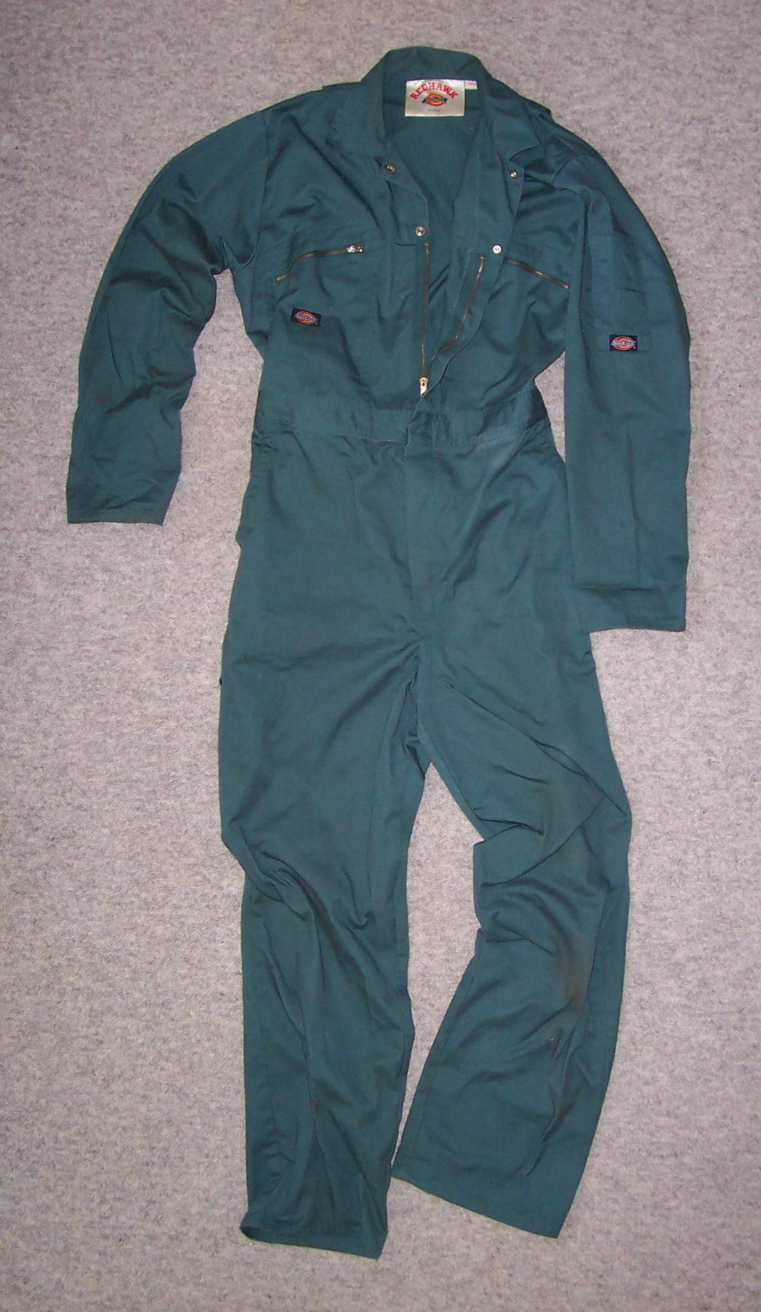 7b4bc5adf0c7 Boilersuit - Wikipedia