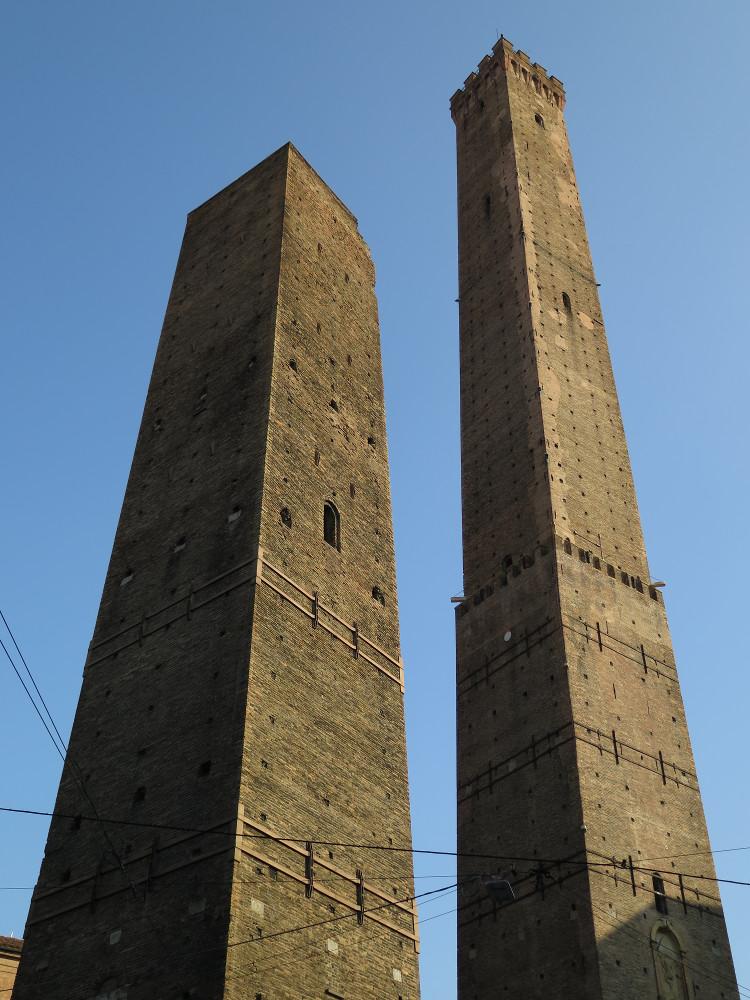 Les deux tours de Bologne