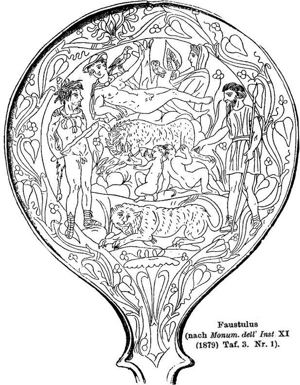 She Wolf Roman Mythology Wikipedia