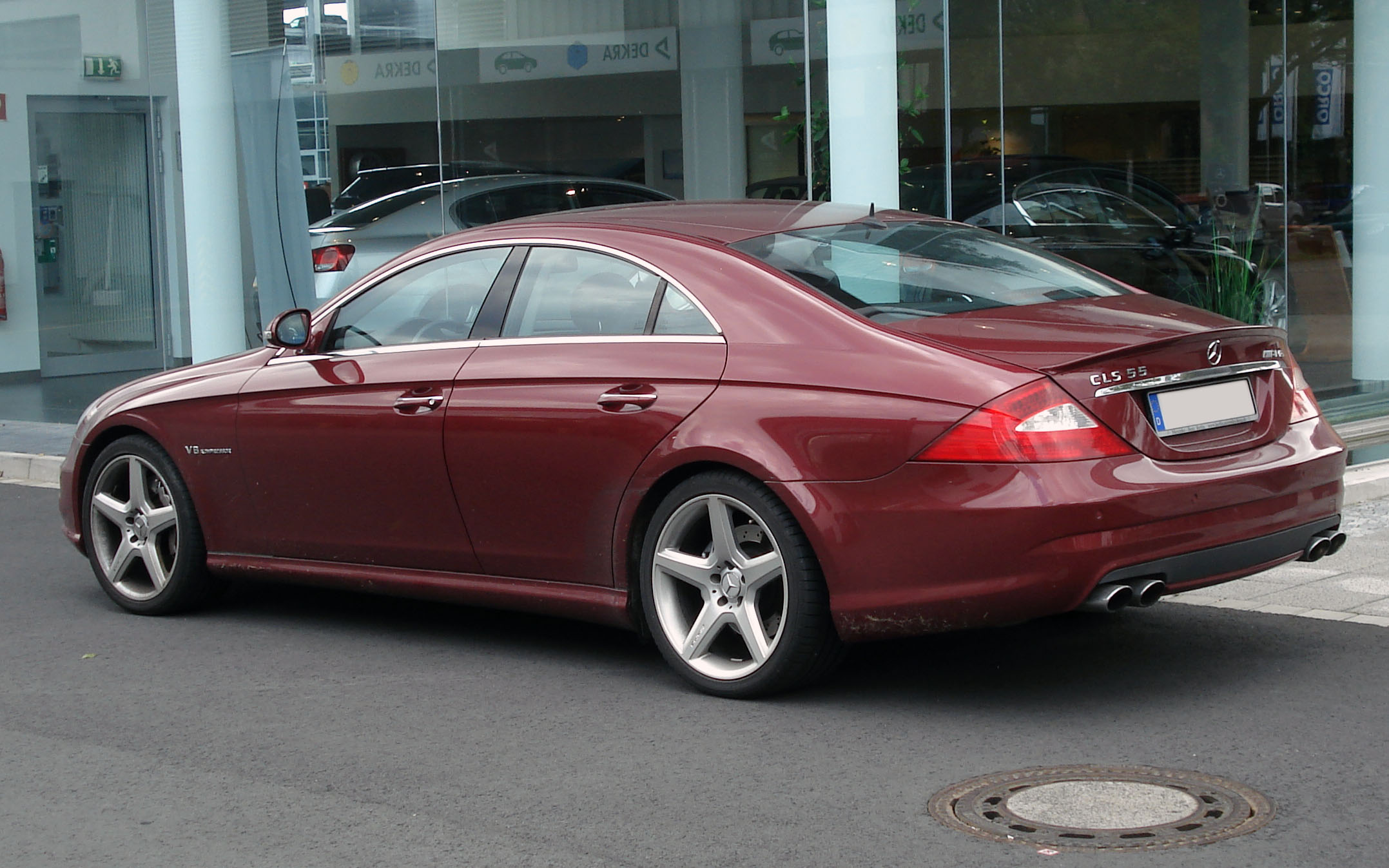File Bordeaux Mb Cls 55 Amg Rl Jpg Wikimedia Commons
