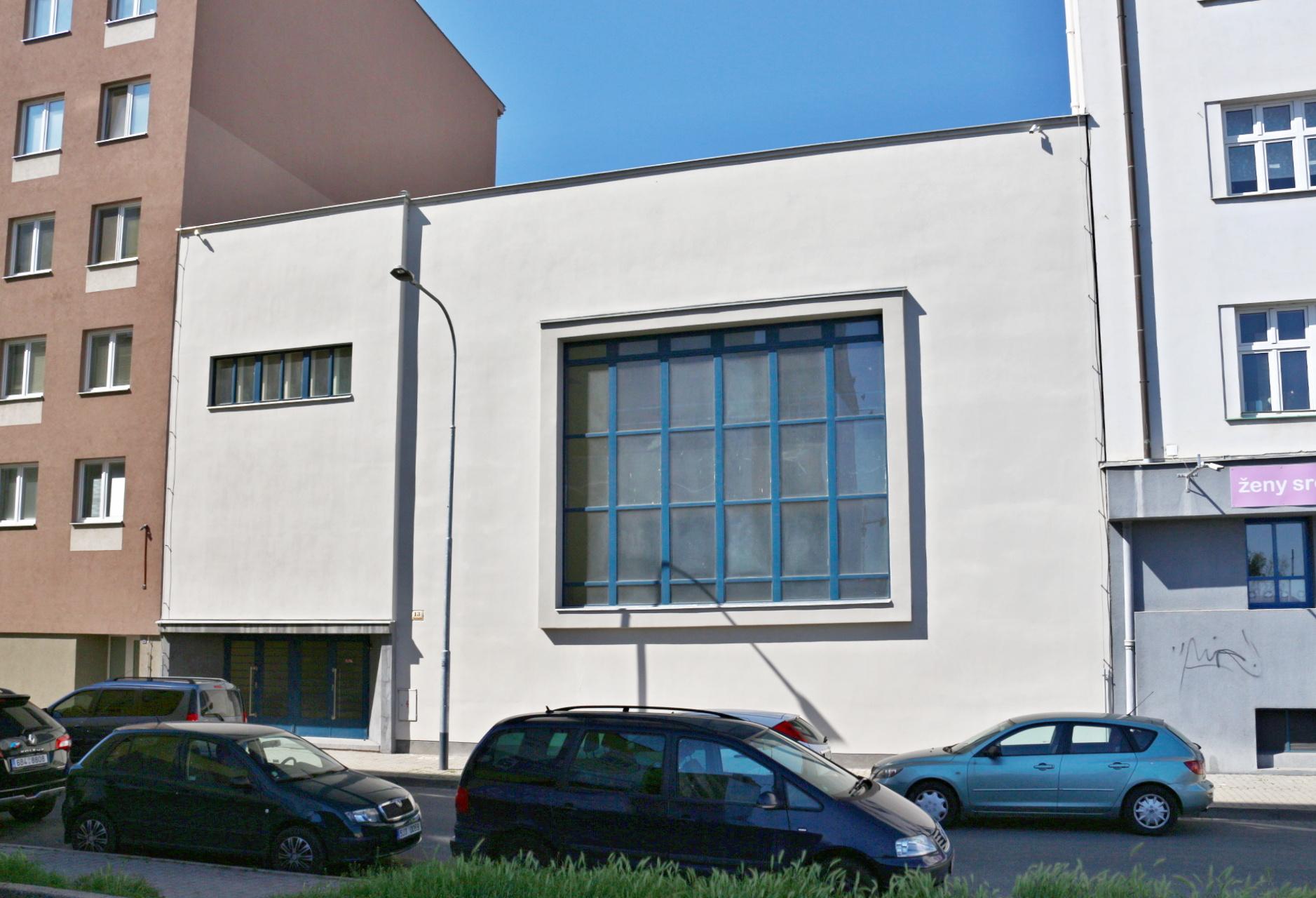 Synagoge Agudas Achim (Brünn)