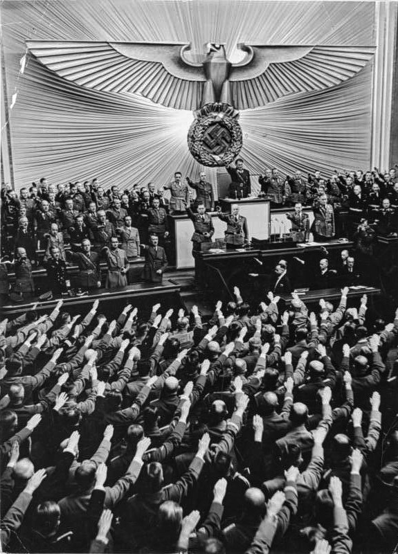 How were hitler's stalin's laws goals & philosophies similar