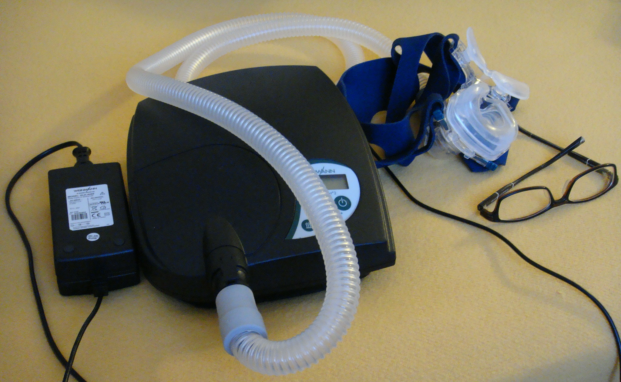 CPAP_Therapy_Device