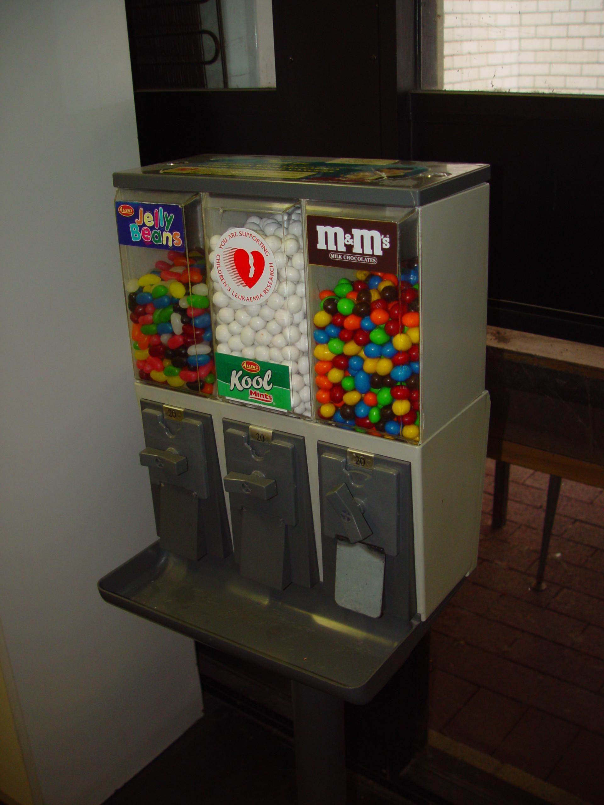 vending machine licenses