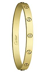 90f1c6455 Love bracelet (Cartier) - Wikipedia