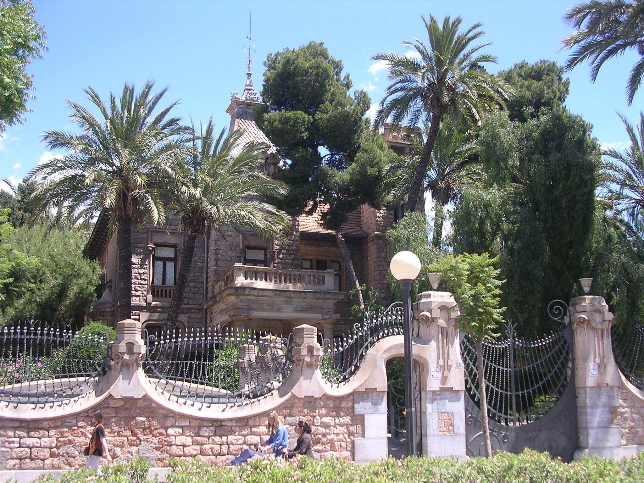 Depiction of Casa Zapata
