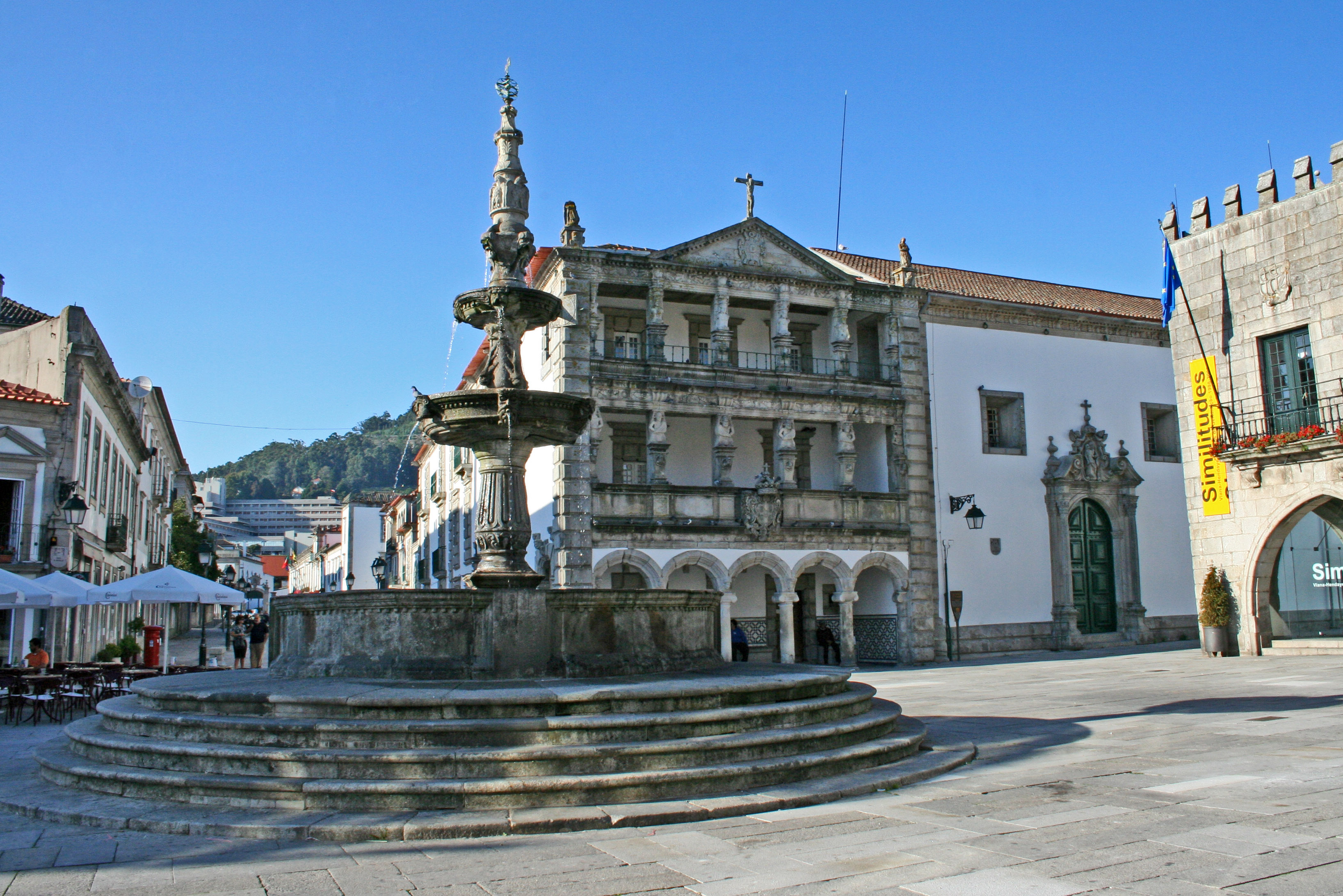 Fotos de viana do castelo portugal