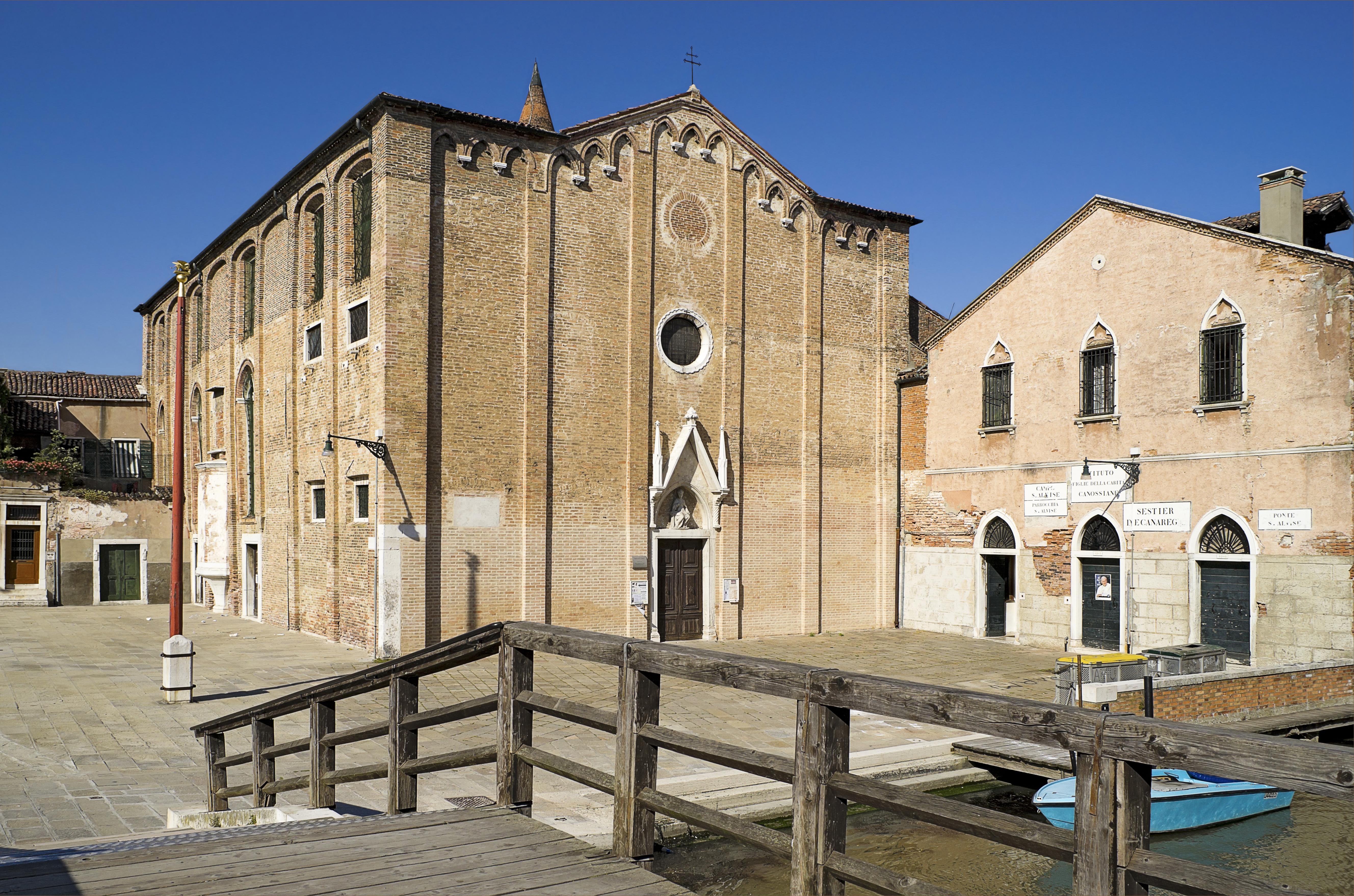 Piscina Sant Alvise Venezia.Sant Alvise Wikipedia
