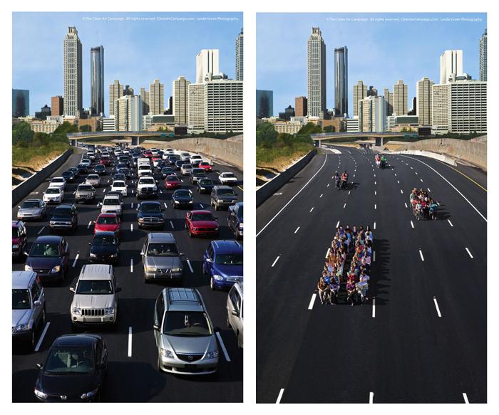 Description commute comparison