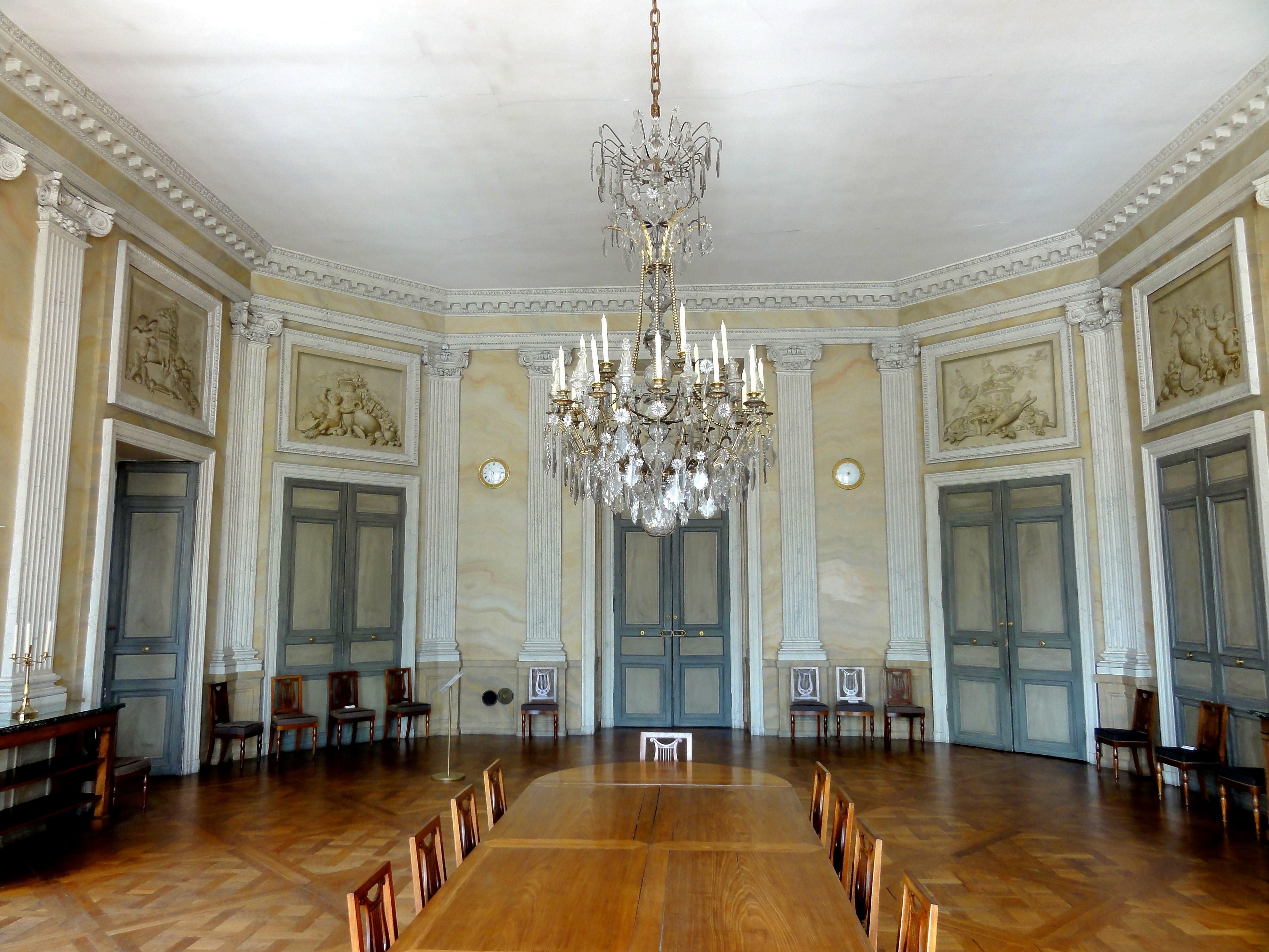File compi gne 60 palais salle manger de l 39 empereur for Salle a manger 10m2