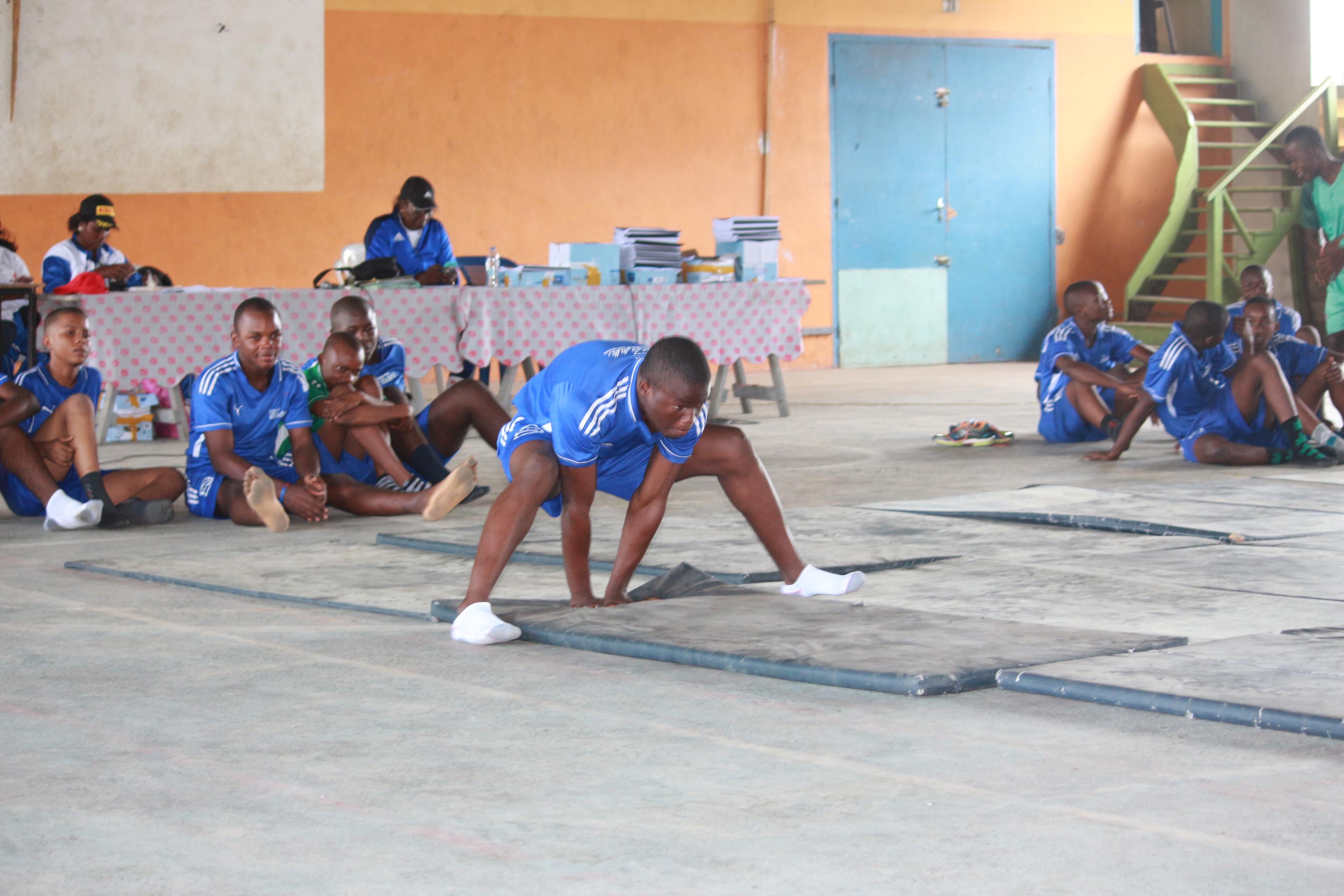 Education Physique Et Sportive Wikipedia
