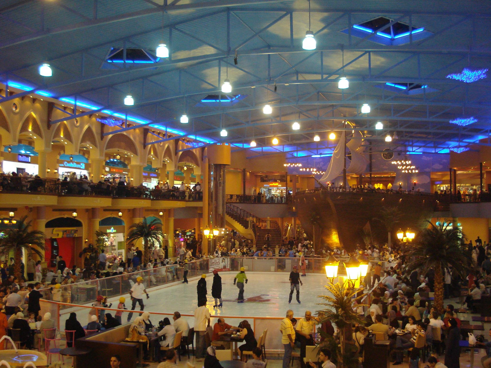 World S Largest Restaurant Syria