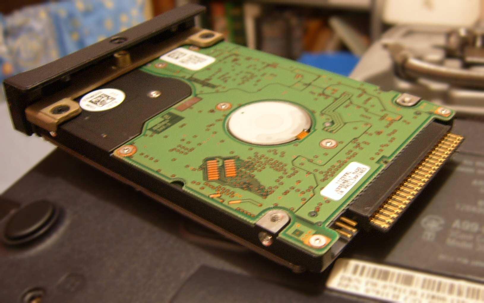 File Dell Laptop Hard Disk Jpg Wikimedia Commons