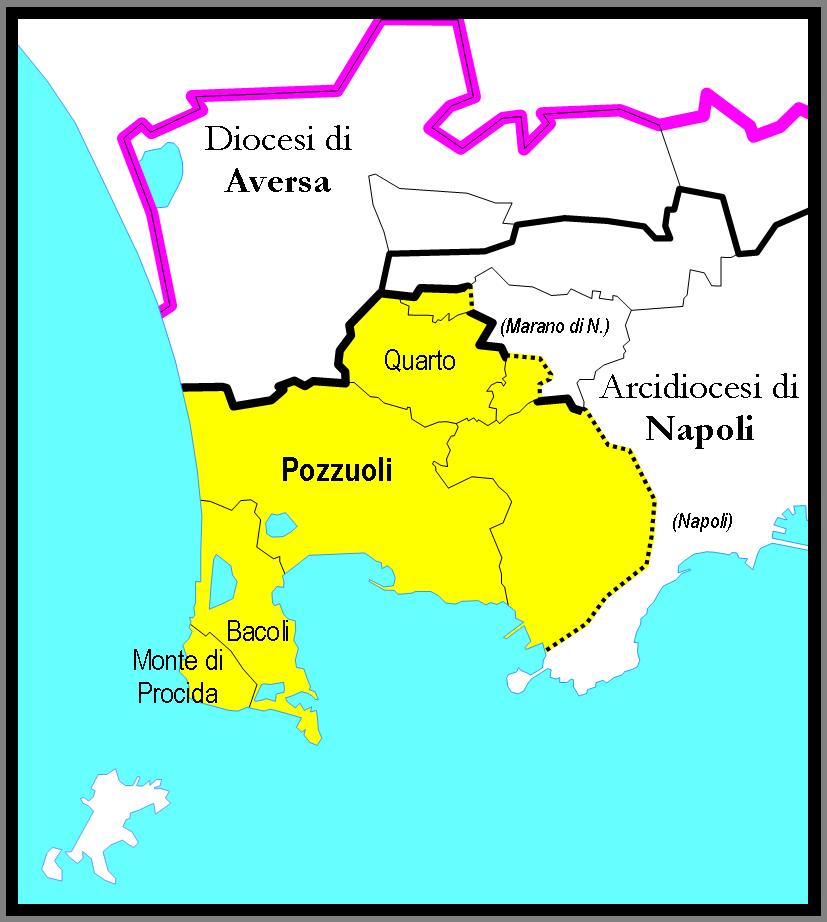 Quarto Di Monte.Roman Catholic Diocese Of Pozzuoli Wikipedia