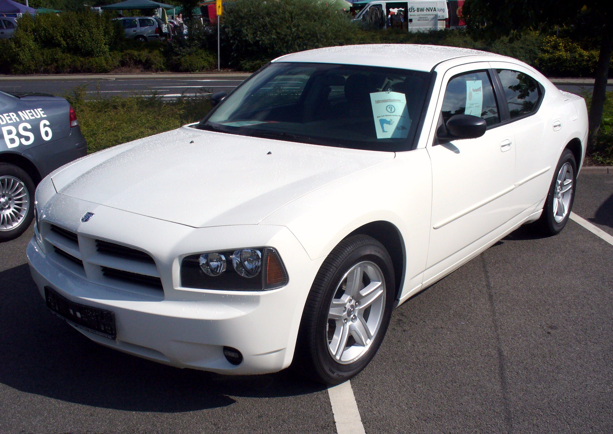file:dodge charger - wikimedia commons