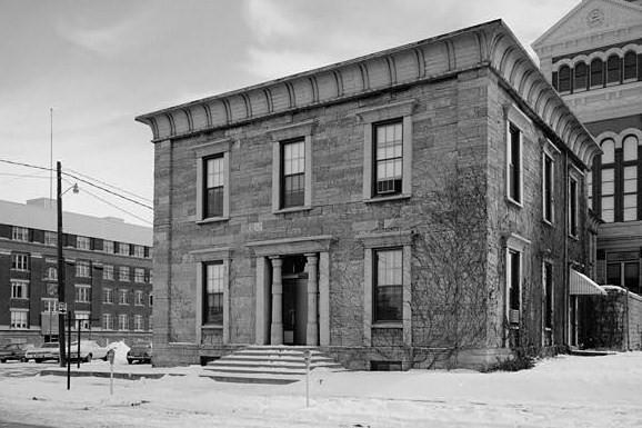 Historic Dubuque County Jail Tours