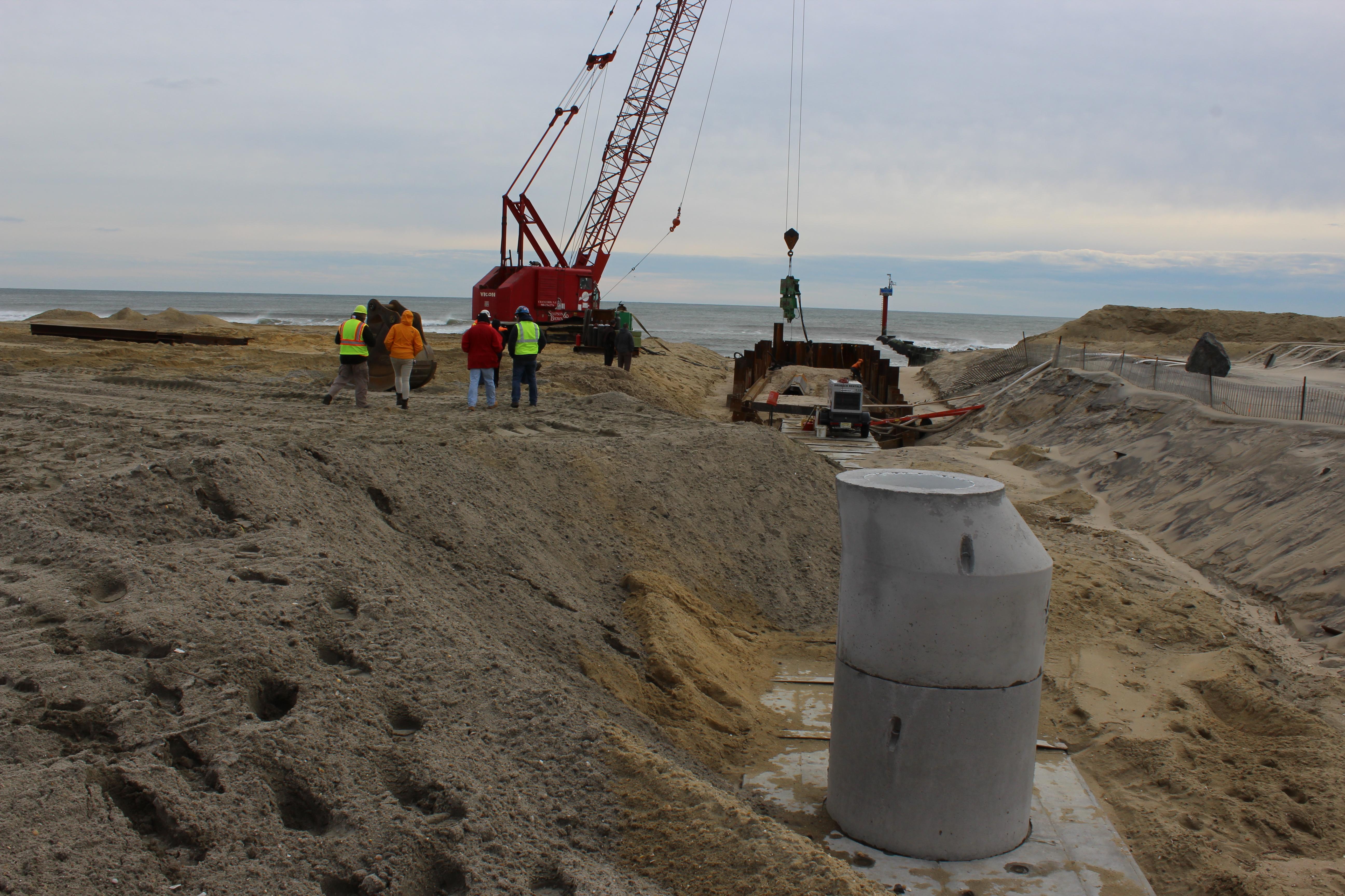 File:Dune restoration at Wreck Pond Inlet (26684441642) jpg