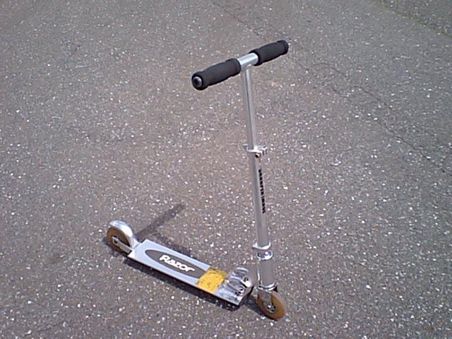File:Early razor scooter.jpg - Wikimedia Commons
