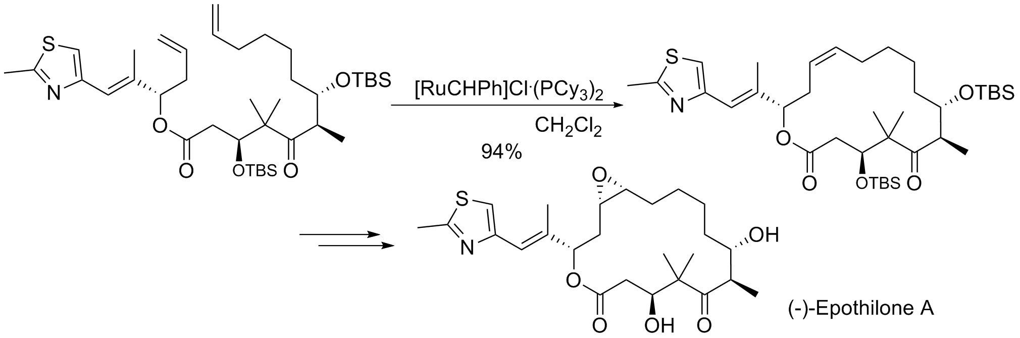 schrock olefin metathesis mechanism
