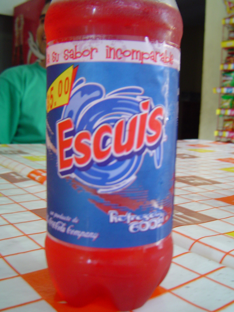 The First Soft Drink