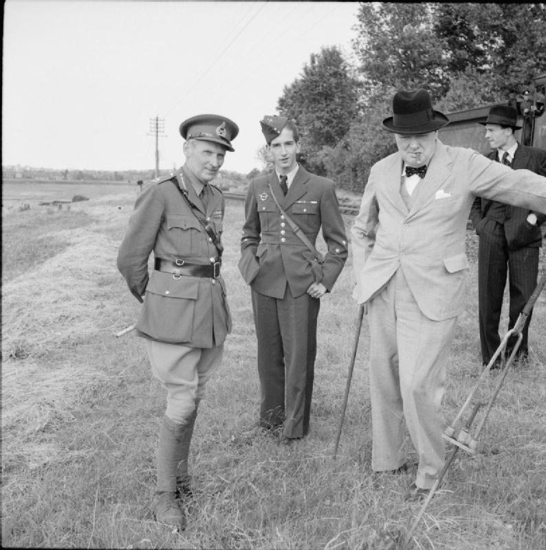 File Field Marshal The Viscount Montgomery Of Alamein Kg