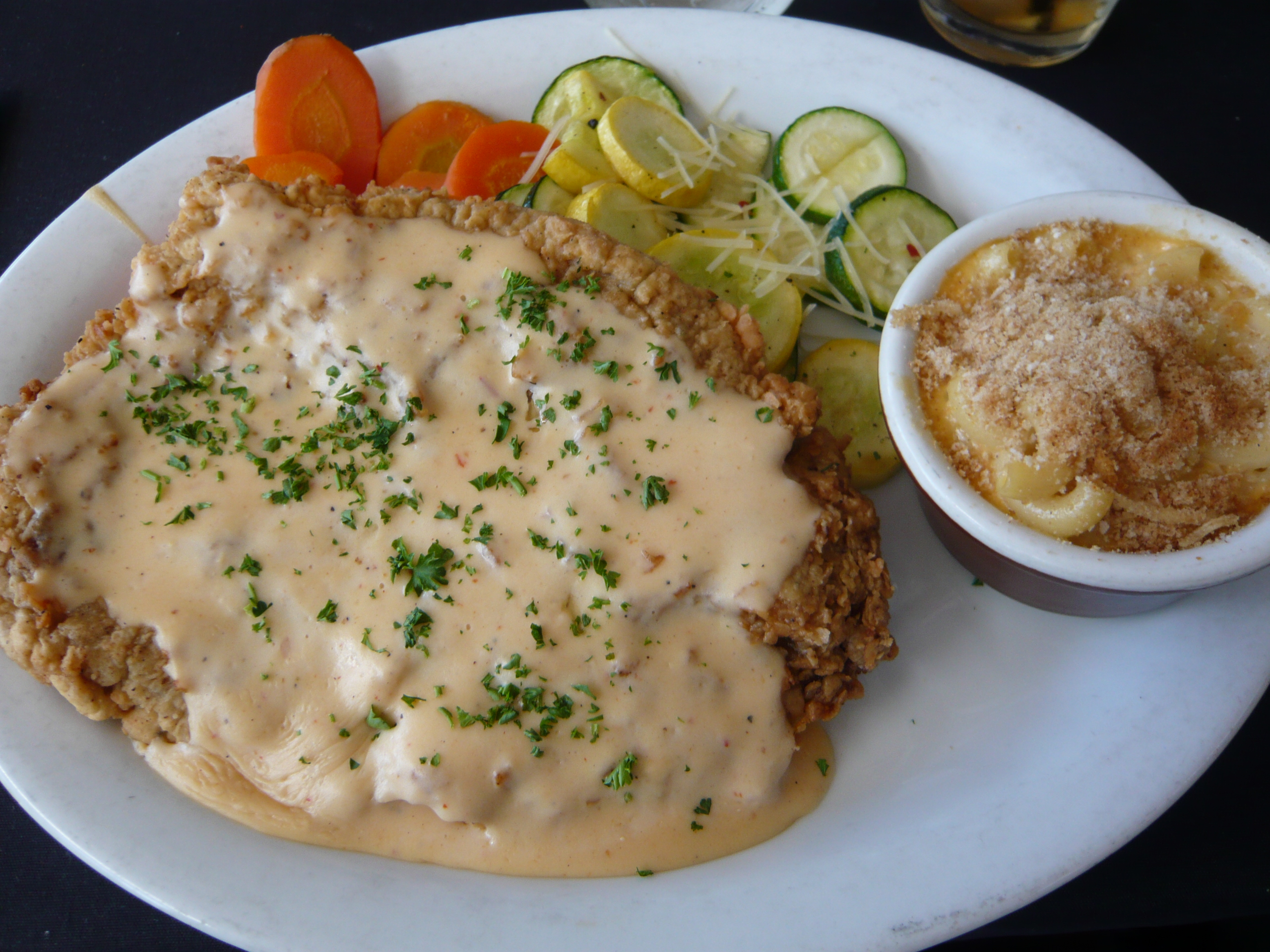 File:Flickr wordridden 3397801155--Chicken fried steak.jpg - Wikipedia