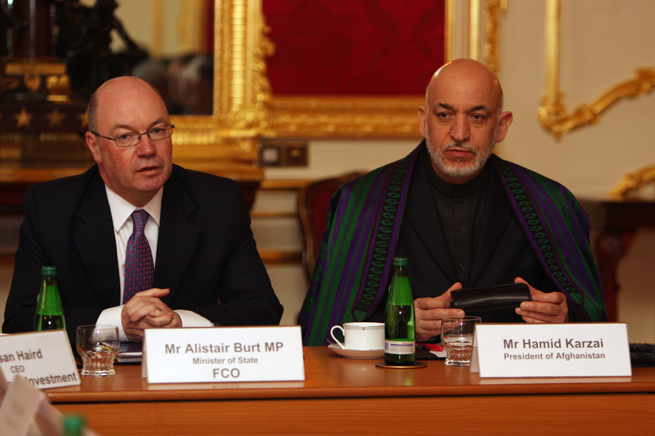 Afghan President Karzai Hamid: biography, activities and interesting facts 83