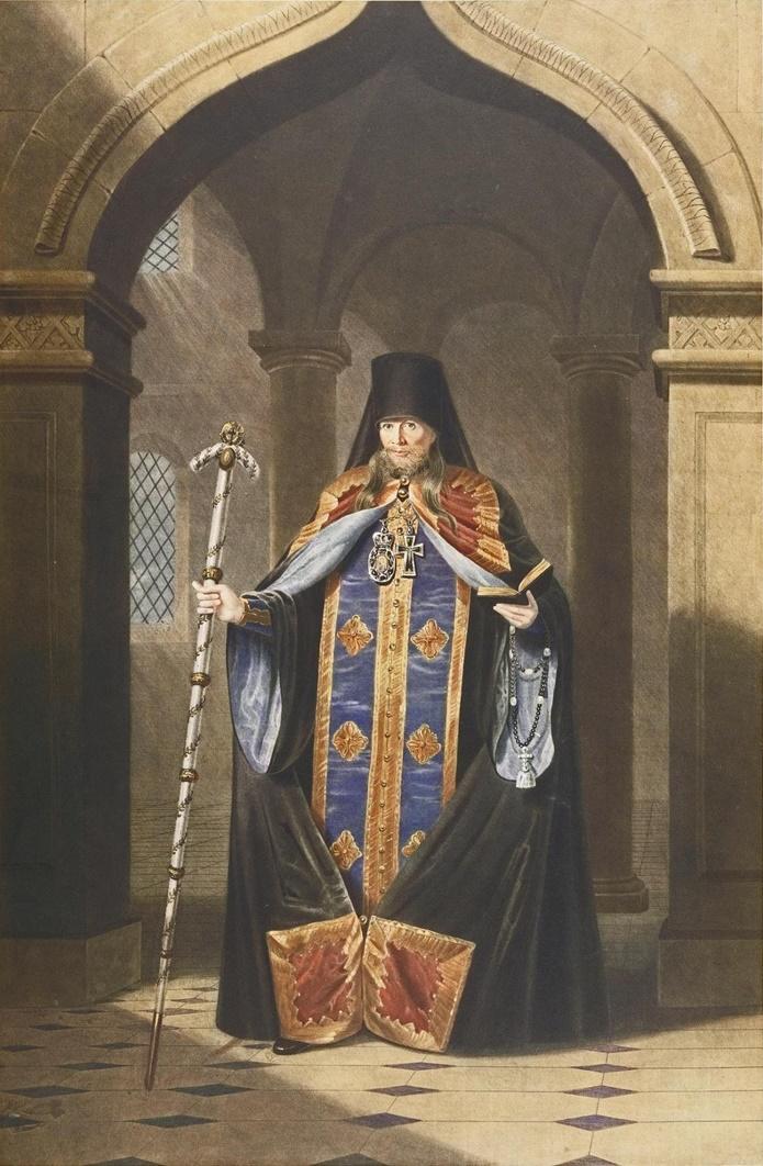 портрет работы неизвестного художника, 1822—1824 гг.