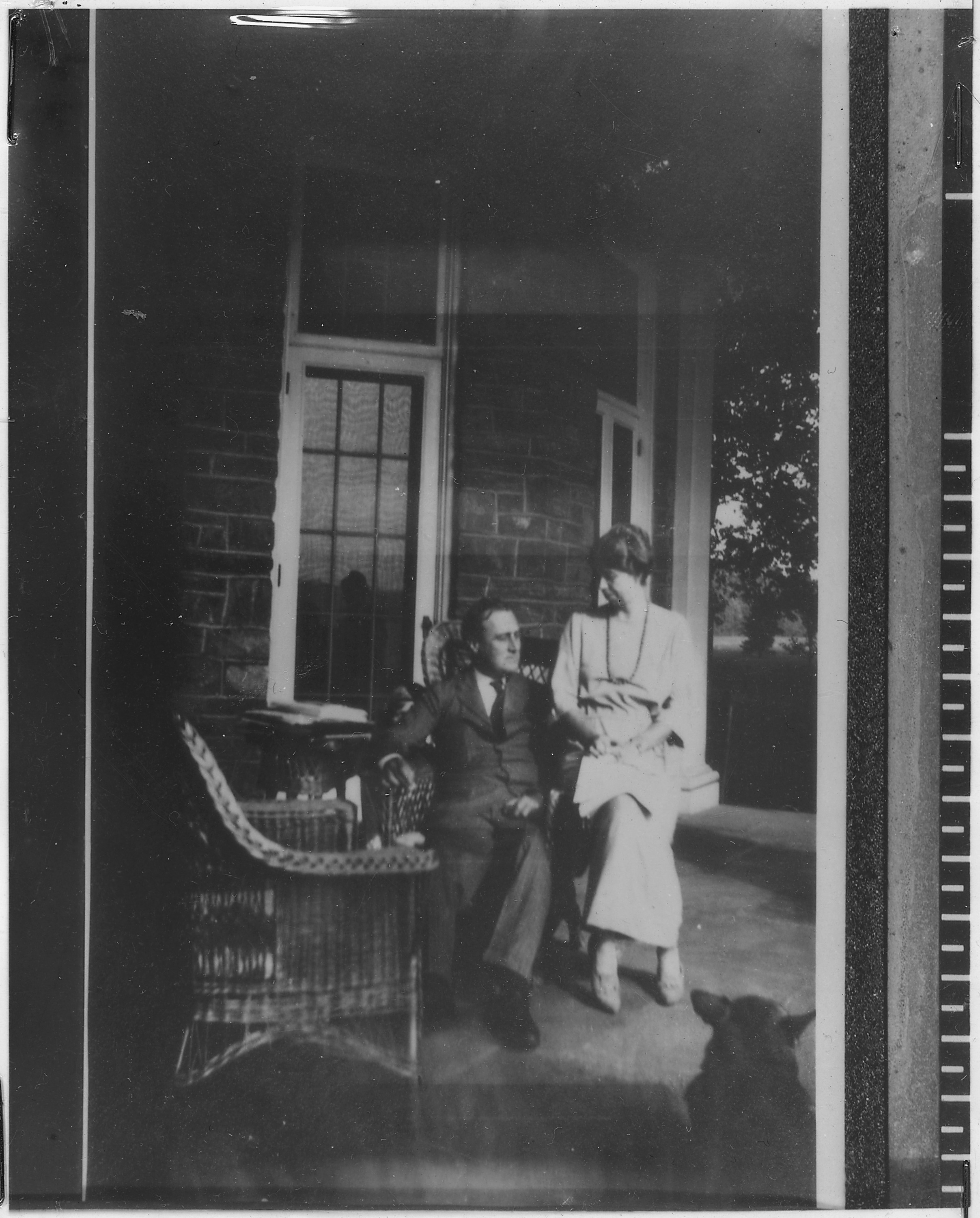 a biography of franklin delano roosevelt in hyde park As reminded by hyde park historian david woolner, fdr's condition likely  prevented him from having any physical affairs with anybody, including his  cousin.
